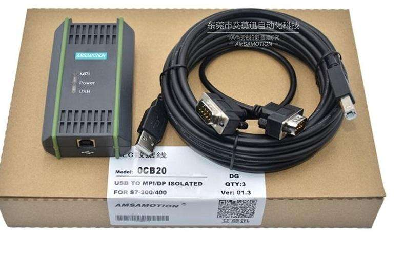 Pc Adapter Usb A2 Versión China Plc Siemens S7200 S7300