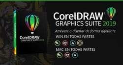 Corel Draw Graphics Suite 2019 Win / Mac