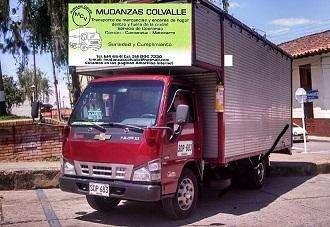 TRASTEOS Y MUDANZAS COLVALLE TEL3148967230