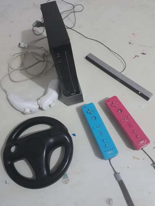 Nintendo Wii Lee Original Y Copias