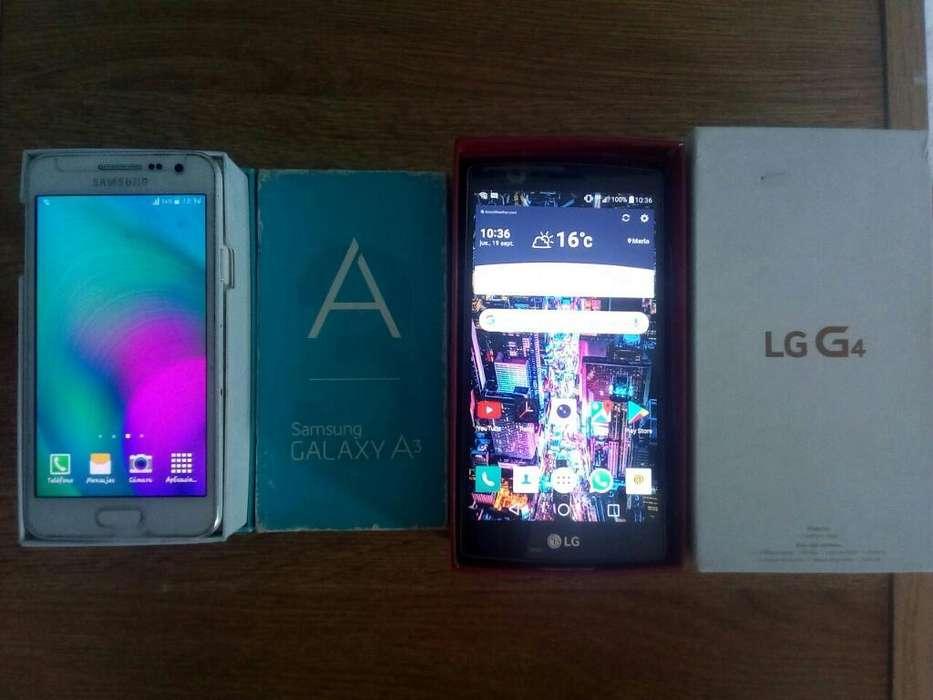 Lg G4 Y Samsung A3