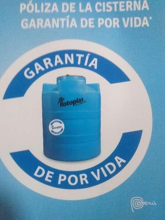 Vende Cisterna Rotoplas 1200 Litros