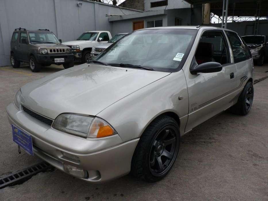 Suzuki Forsa 2 2003 - 14910 km