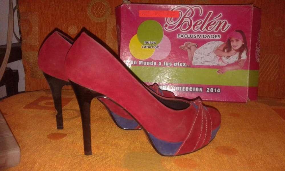 zapato de damas