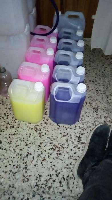 Desodorantes de Piso Y Suavisante de Rop