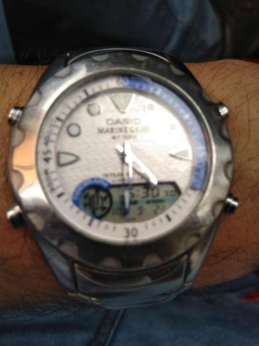 Reloj <strong>casio</strong> Marine Gear