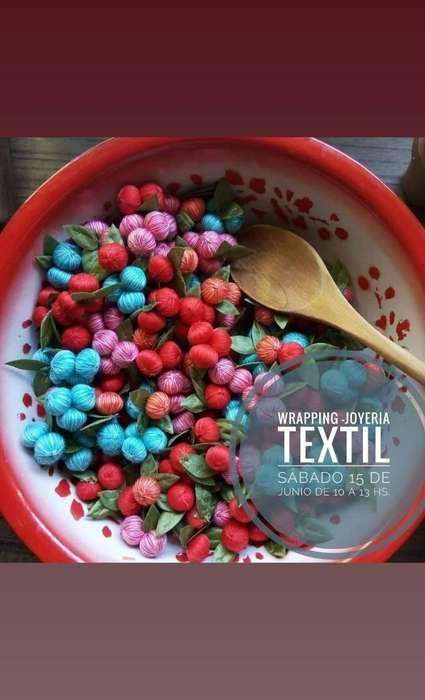 Seminario Joyería Textil
