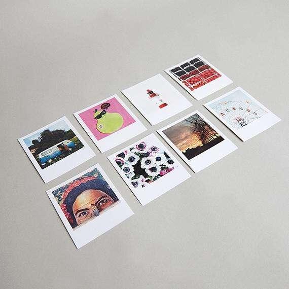 Impresión De Fotos - Tipo Polaroid - 10x15 - Mas Tamaños - Decoración - Souvenir - Recuerdos