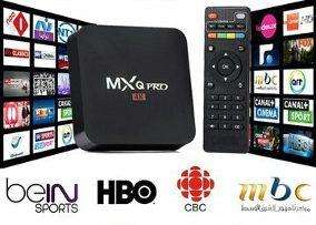 Tv Box Android (opcional Canales Gratis)