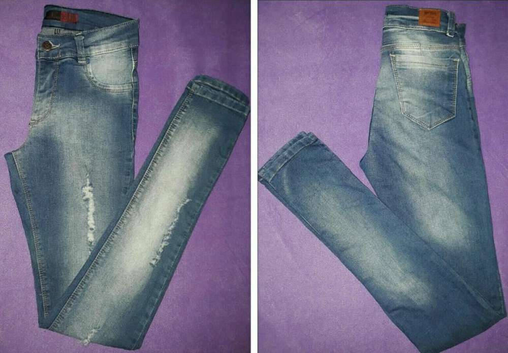 Jeans, <strong>mujer</strong> Talle 36