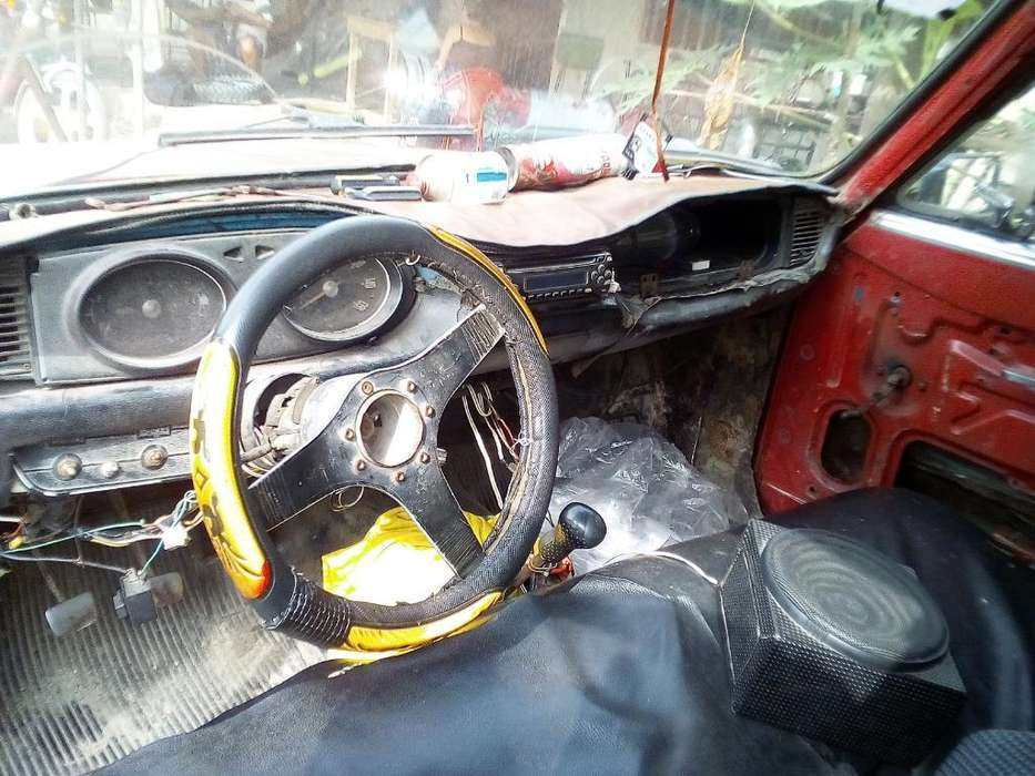 Camioneta Isuzo Chevrolet 1975