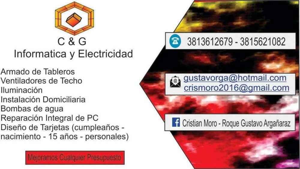 Informatica y Electricidad