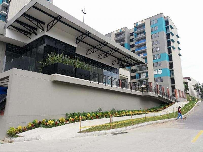 Apartamento En Arriendo En Ibague C.r Zona Cinco Piso 3 Cod. ABPAI11305