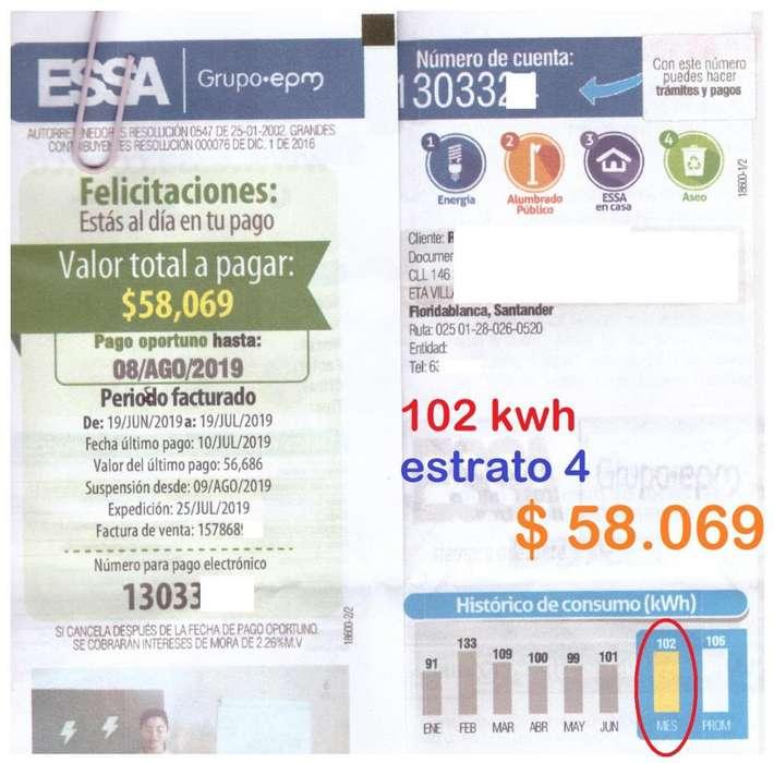 Arreglos electricos, reduccion de consumo