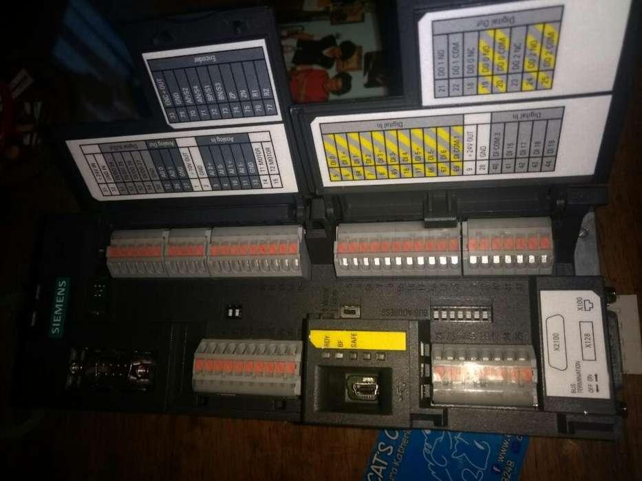 Unidad de Control Siemens Cu250