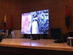 ALQUILER DE PANTALLA LED Y VIDEO WALL