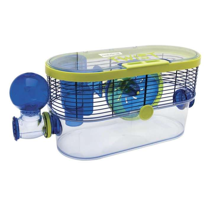 Jaula Habitrail Twist para <strong>hamster</strong>, ratones o jerbos