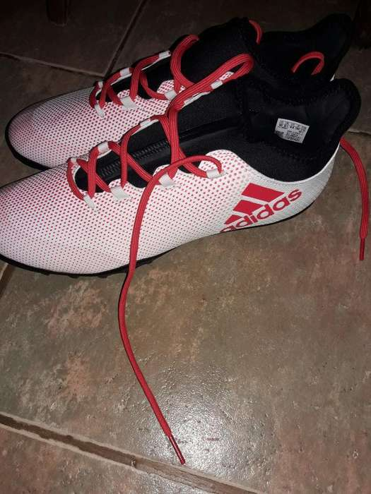 Adidas X Futsal Talle 44 Eur 43 Arg