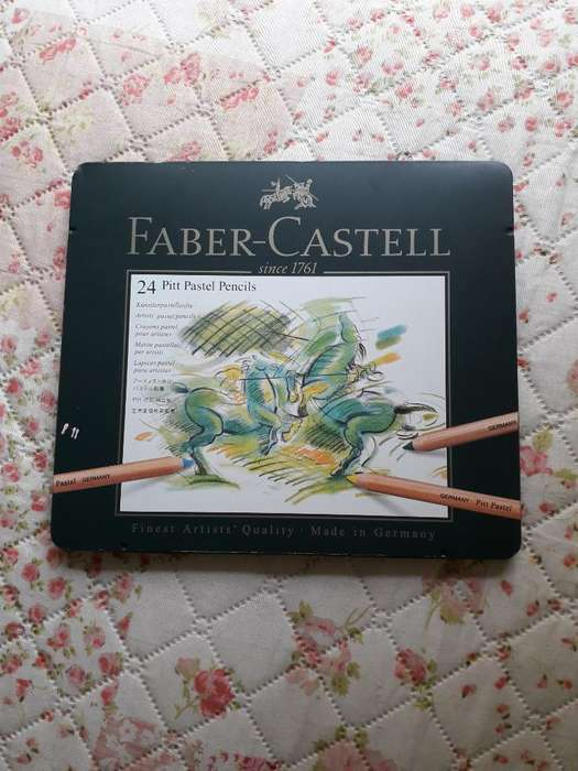 Colores Profesionales Pitt Pastel-faber