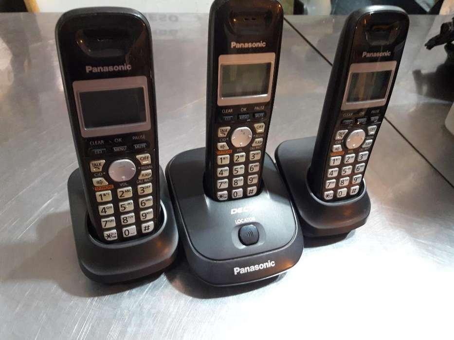 Telefonos Inalámbricos Panasonic