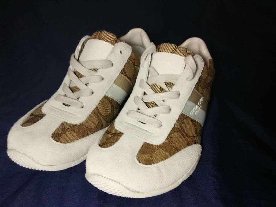 Zapatos mujer COACH/ Talla US36,5