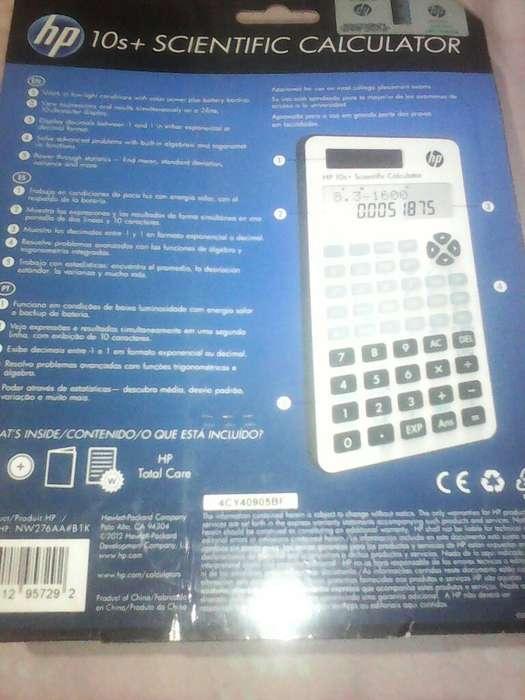 <strong>calculadora</strong> Hp Cientifica