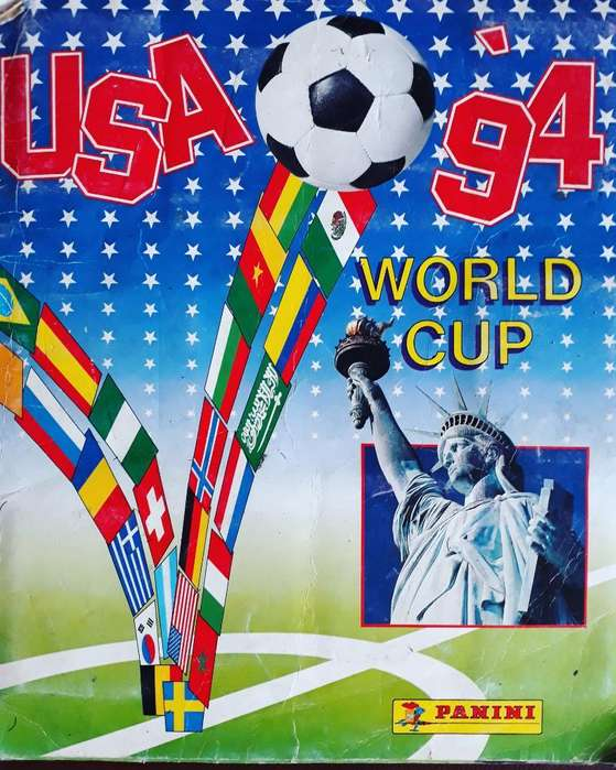 Panini World Cup Usa 94