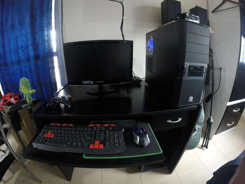 Compu Completa para Diseño O Gamer