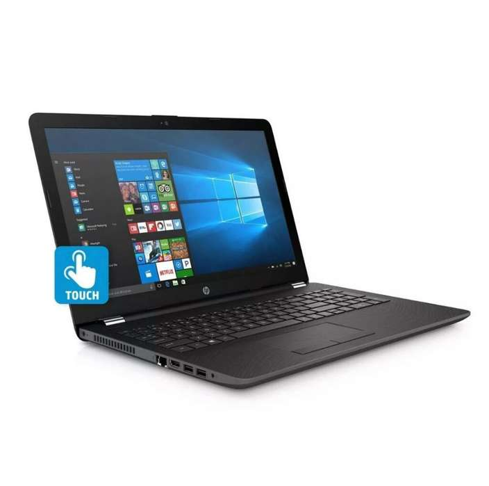 Hp Laptop Touch Core I5 7ma G