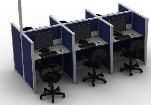 <strong>escritorio</strong>S PARA CALL CENTER RECEPCIONES E INTERNET