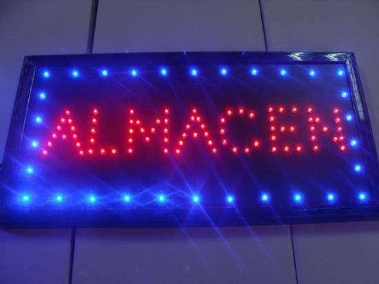 Cartel LED ALMACEN
