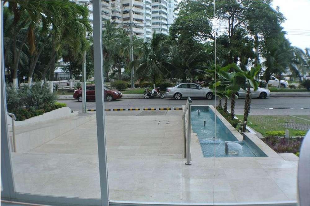 Apartamento En Arriendo En Cartagena Castillogrande Cod: 9563