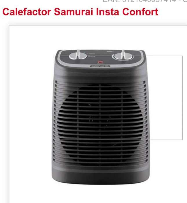 Calefactor Samurai