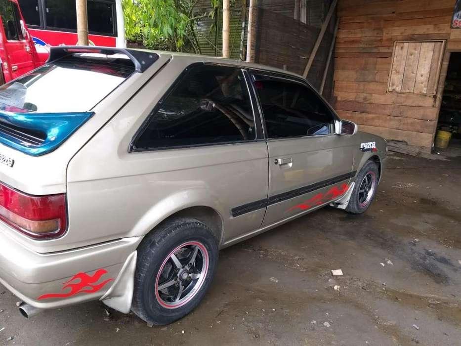 Mazda 323 1997 - 280000 km