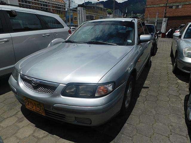 Mazda 626 1999 - 189400 km