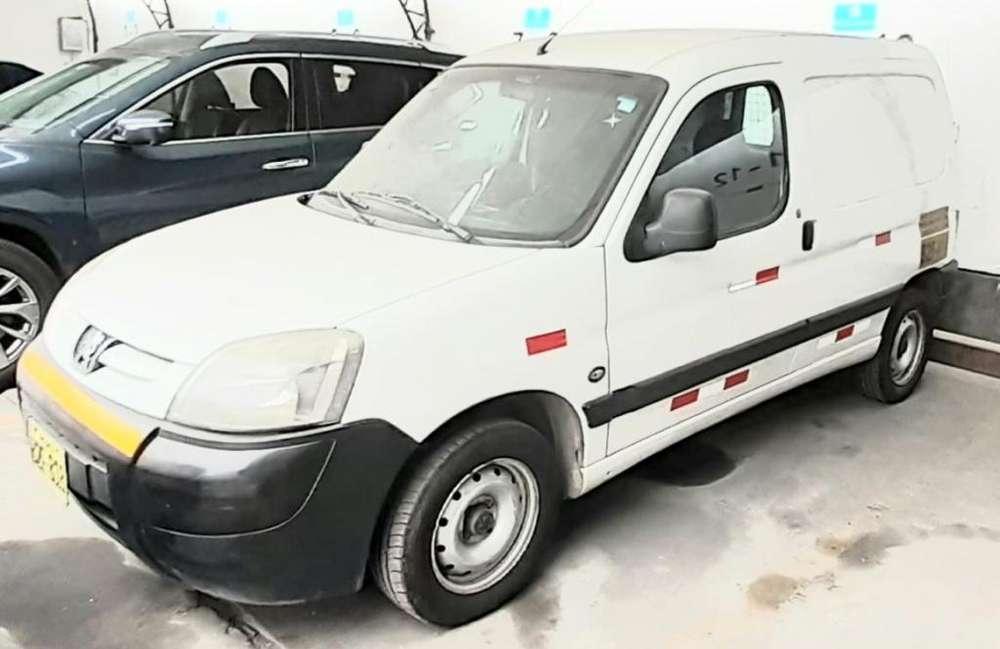 Peugeot Partner 2008 - 120000 km