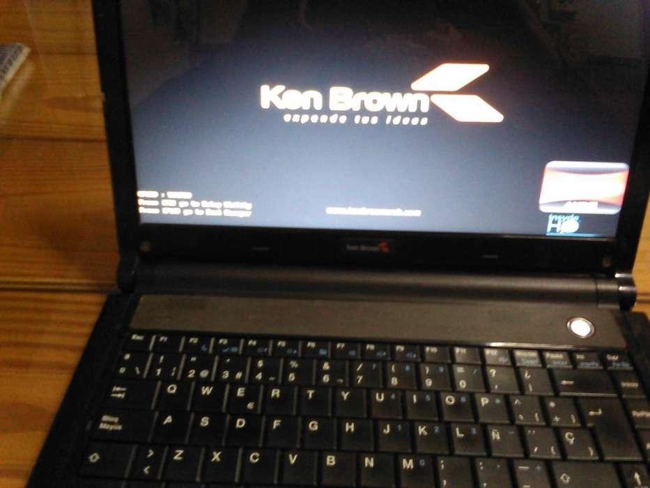 Notebook Ken Brown