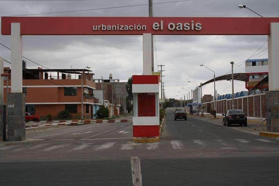 VENDO TERRENOS DE URBANIZACION OASIS ICA 90.00 - 123.00 y 180.00 M2.