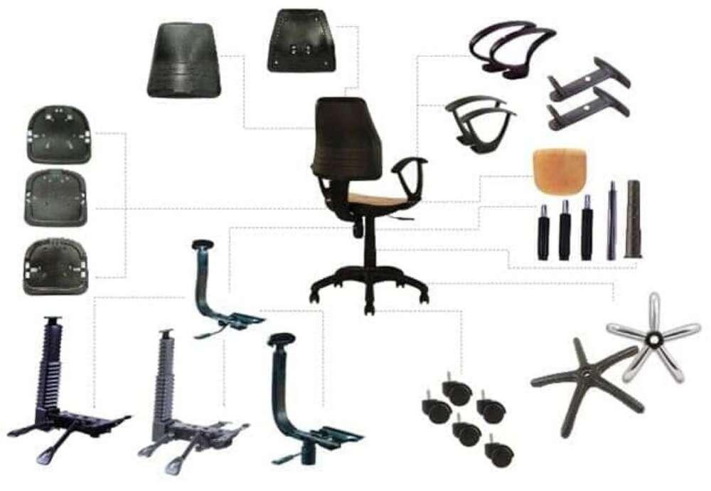 Vendo Partes de <strong>silla</strong>s para Oficina
