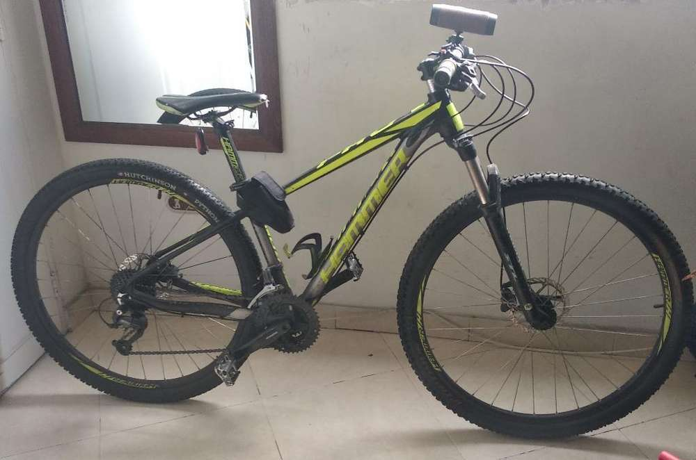 Bicicleta Mtb Marca Hammer Pro R. 29