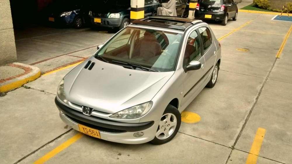 Peugeot 206 2006 - 106600 km