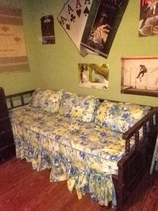 <strong>sofa</strong> marinero inglés de 2 camas