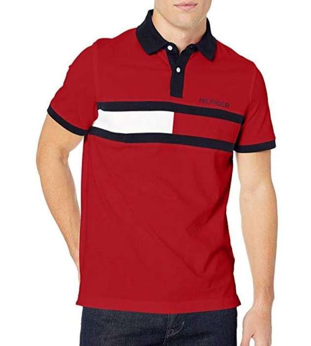 Camiseta Tommy Hilfiger Hombre Original