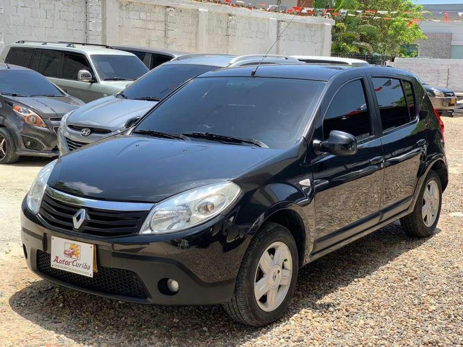 Renault Sandero 2009 - 124000 km