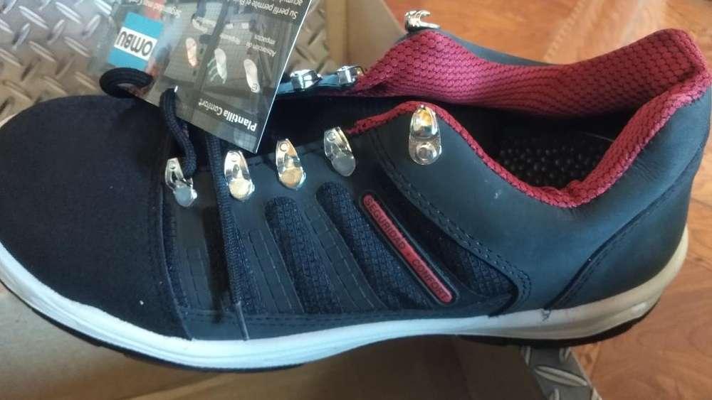 Zapato de Seguridad Ombu