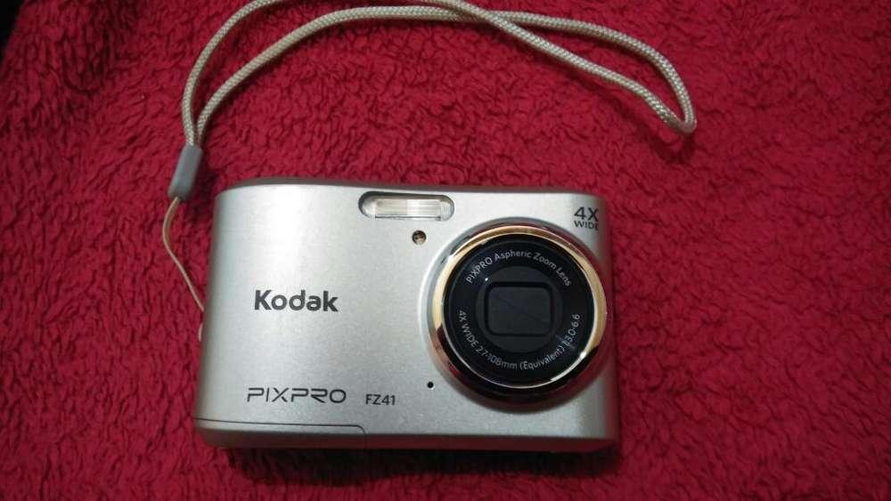 Maquina Kodak Fz41 Digital O Permuto