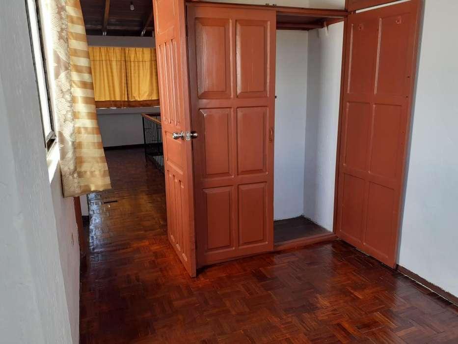 Rento departamento 75 m2 av. 6 de Diciembre y Los Alamos