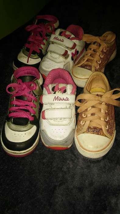 Zapatillas,botitas(nuevas)remeras(nuevas