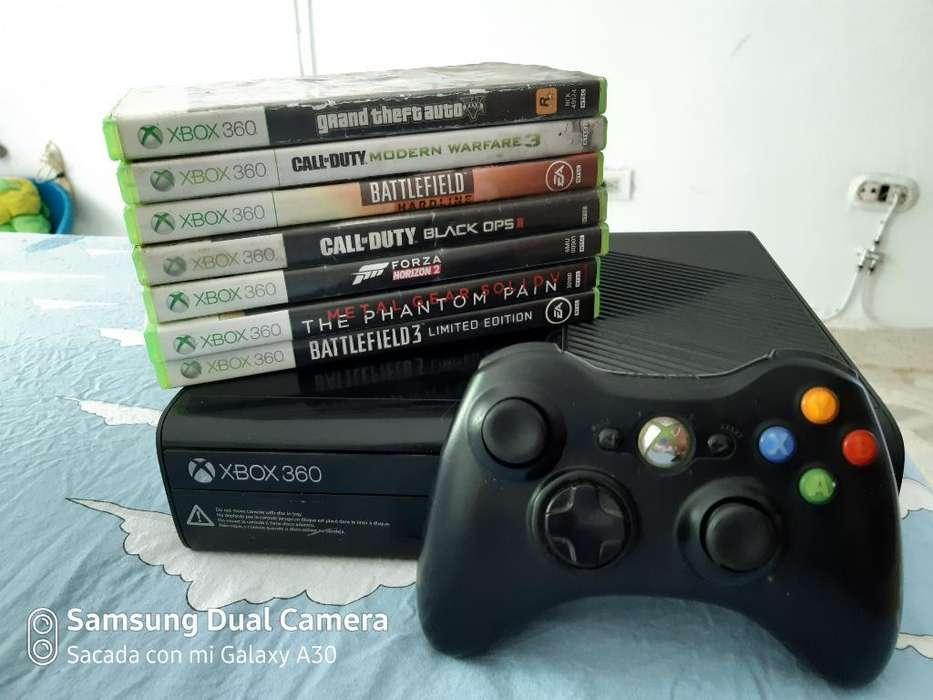 Xbox 360 Super Slim 120 Gb