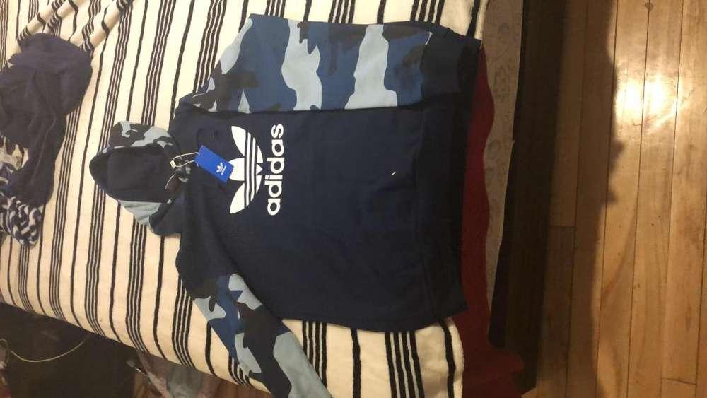 Chompa Adidas talla M